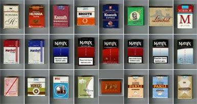 Spanyolország cigaretta