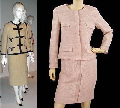 70e7a57e58 A klasszikus Chanel-kosztüm és a modern változat